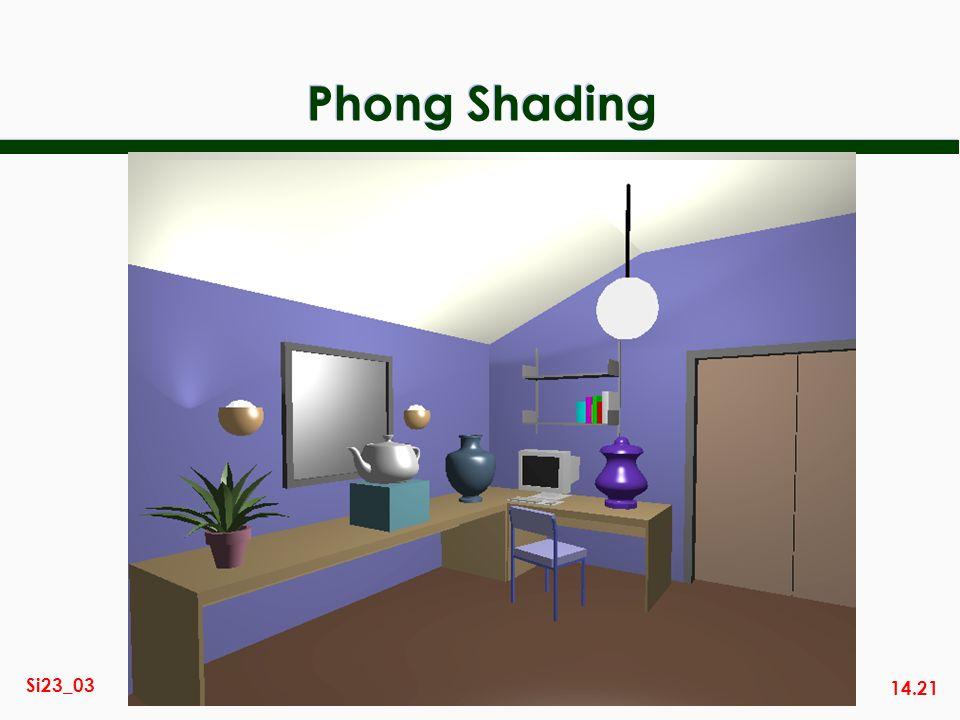 Phong Shading