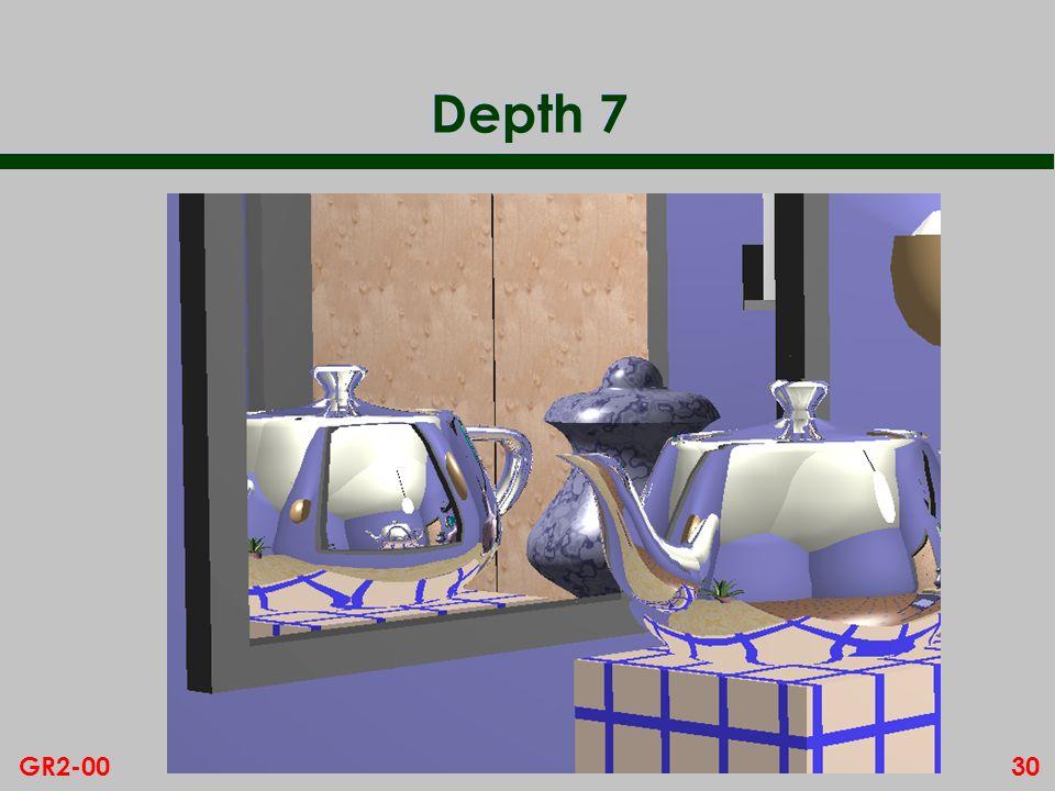 Depth 7
