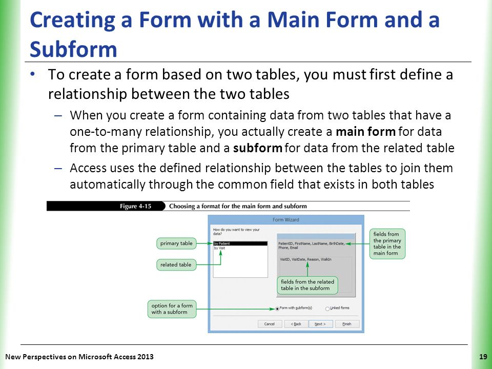 Tutorial 4 Creating Forms and Reports - ppt download