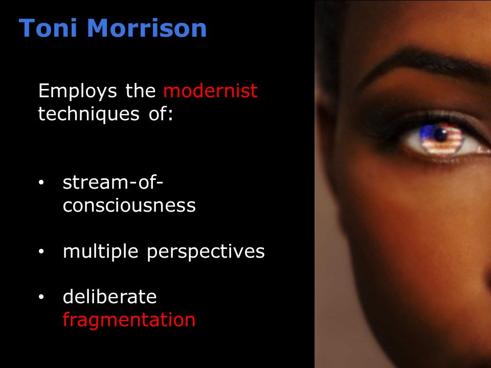 damage caused by internalized racism in toni morrisons the bluest eye In honor of cornell's sesquicentennial, the english department recognized nobel  prize winner toni morrison, ma '55, one of its most.