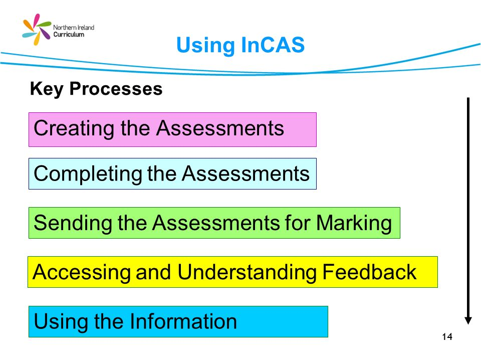 Creating the Assessments