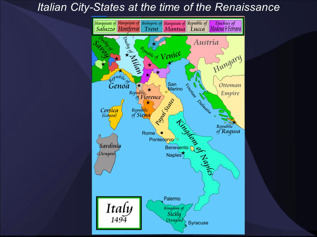 The italian renaissance ppt video online download 5 italian city states at the time of the renaissance sciox Choice Image