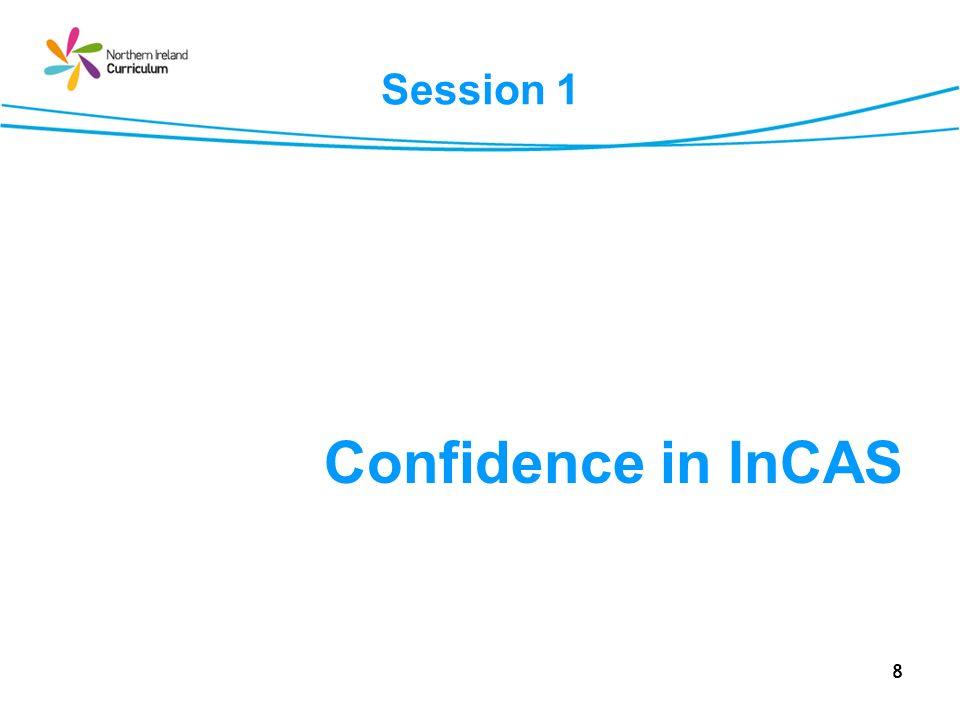 Session 1 Confidence in InCAS