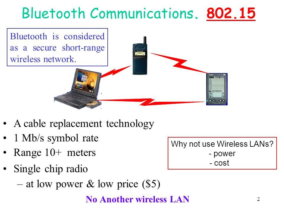 3b bluetooth communications 01 21 ppt