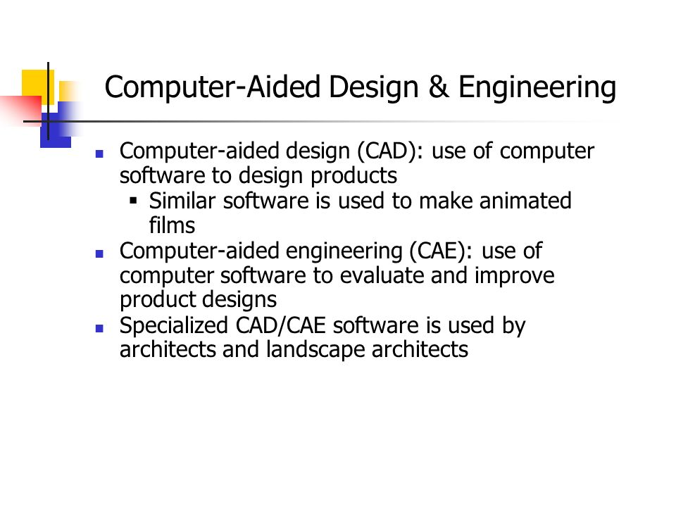 Designing goods and services and process selection ppt for Landscape design computer programs