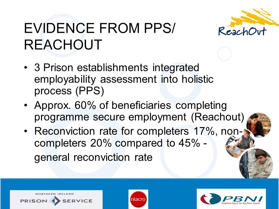 EVIDENCE FROM PPS/ REACHOUT