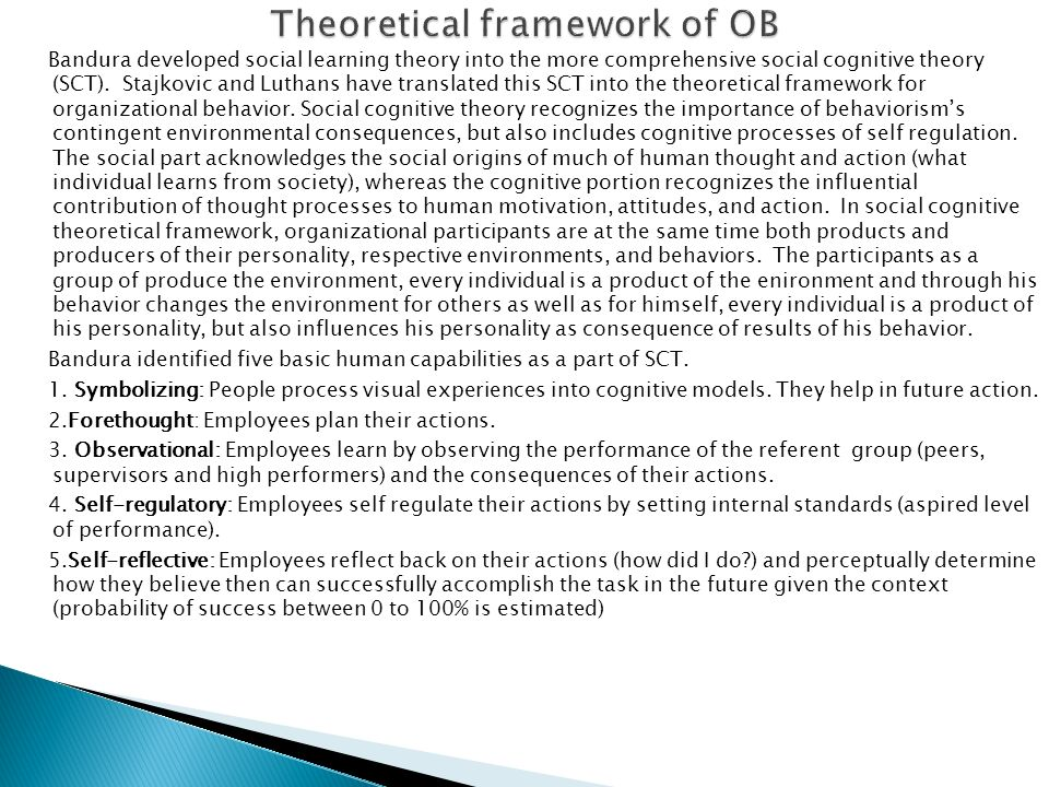 learning theories ob Developments in learning theory have also contributed yet, for all the talk of ' learning', there has been little questioning about what it is, and what it entails.
