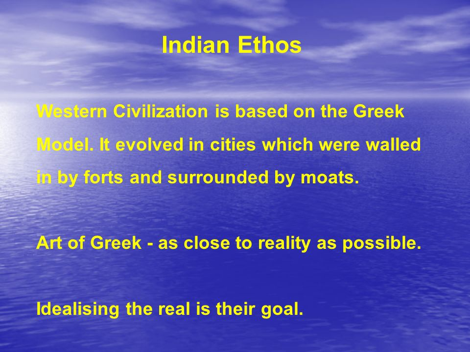 the idea of ethos in greek civilization Greek civilization what are the causes of the many contradictions in classical greek mythology 4 what role did mythology serve in the lives of the greeks 5 in greek music, what was the doctrine of ethos early greek literature, philosophy and history.