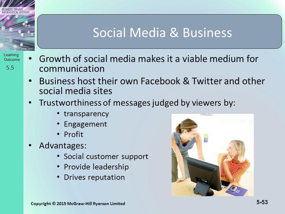 Social Media & Business