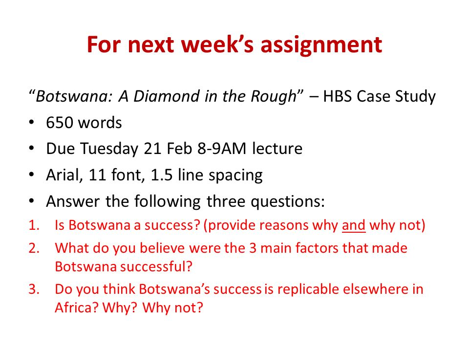 case study botswana a diamond in Home » browse » academic journals » ethnic, cultural, and area studies  journals » journal of global south studies » article details, strategic partner or  shot.
