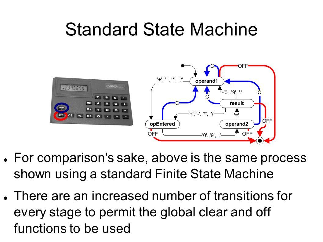 Standard State Machine