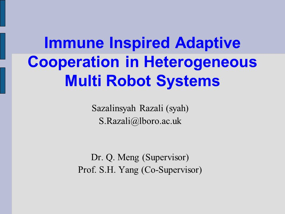 Immune Inspired Adaptive Cooperation in Heterogeneous Multi Robot Systems