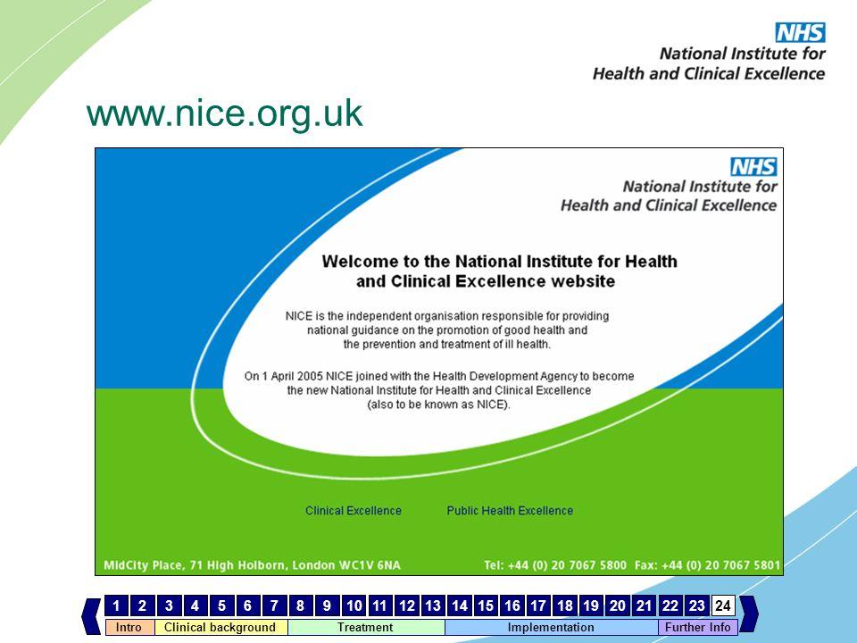 www.nice.org.uk SLIDE FOR ALL