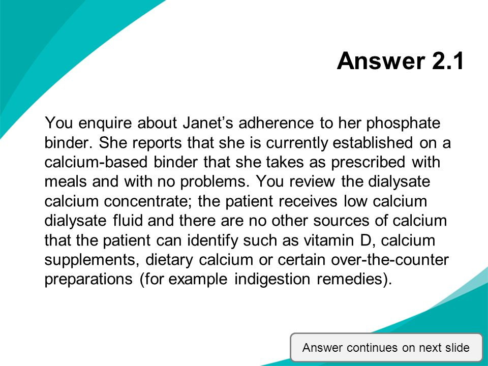 Answer continues on next slide