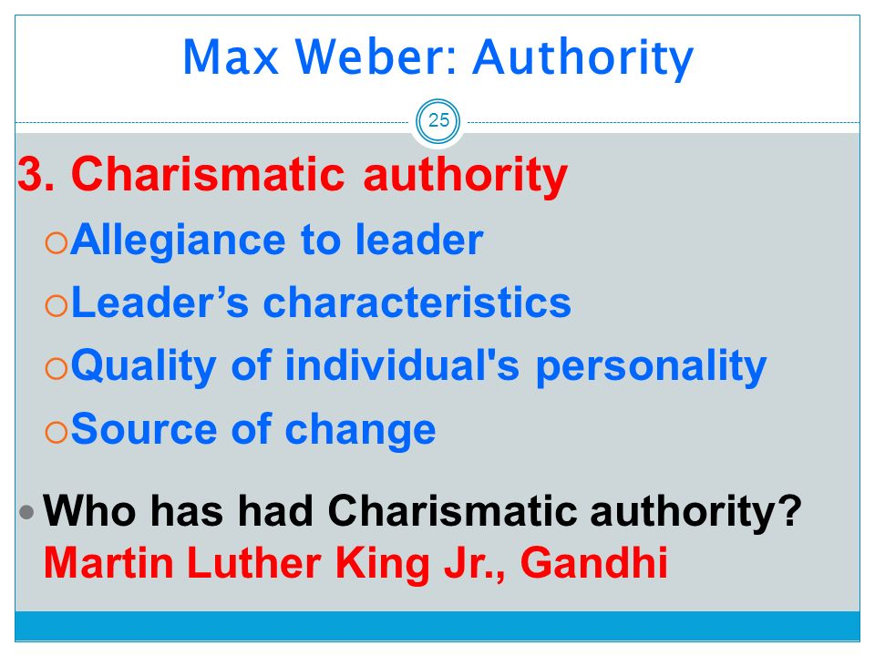 What leadership traits did martin luther king jr have