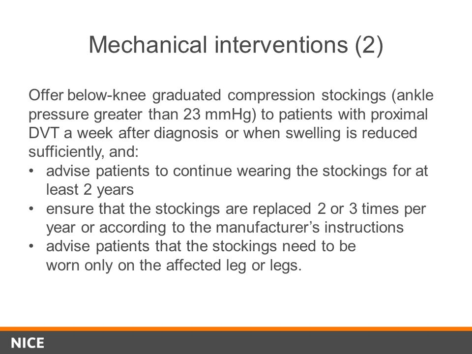 Mechanical interventions (2)