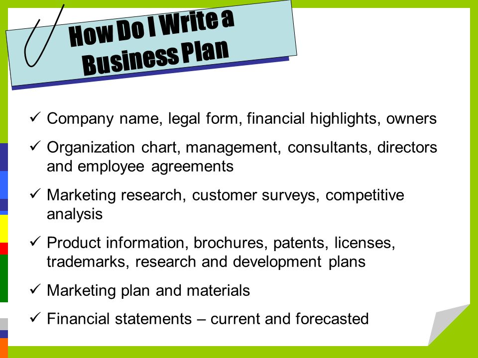 how do i write a business plan Find out all of the questions a food truck business plan should answer and the importance of starting yours today if you don't already have one.