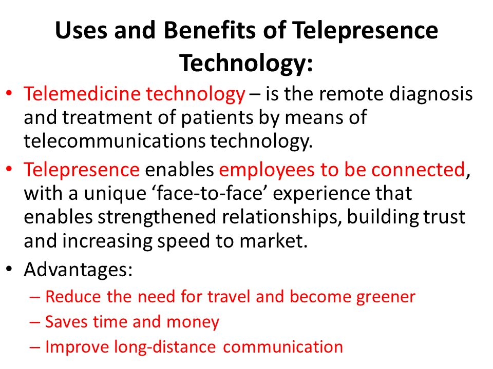 What is a Telepresence Robot? | Telepresence Robot