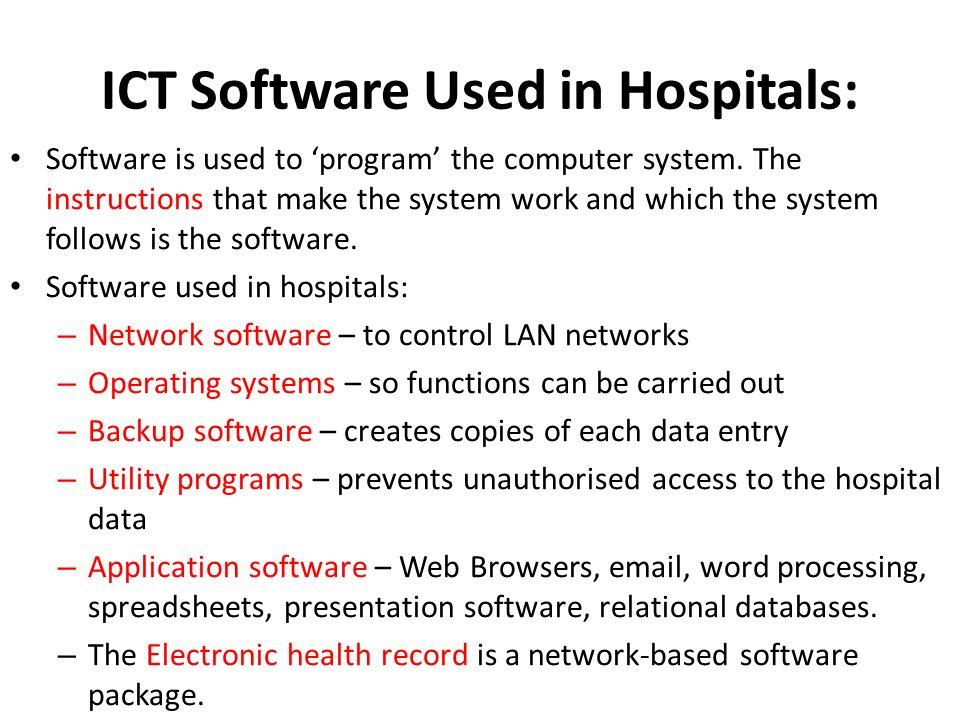 use of icts in healthcare delivery systems Tanzania national ehealth strategy 2012  (ict) in transforming healthcare delivery by enabling information access and supporting  of the tanzanian healthcare.