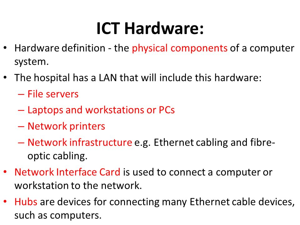 Ict In Context Revision Notes Ppt Download