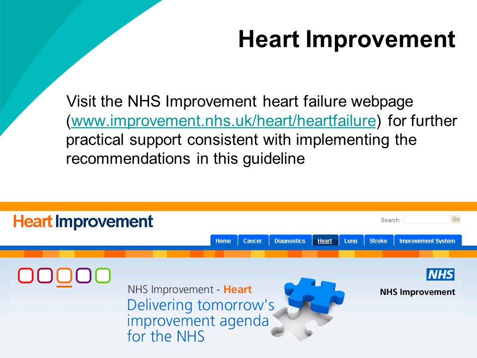 Heart Improvement