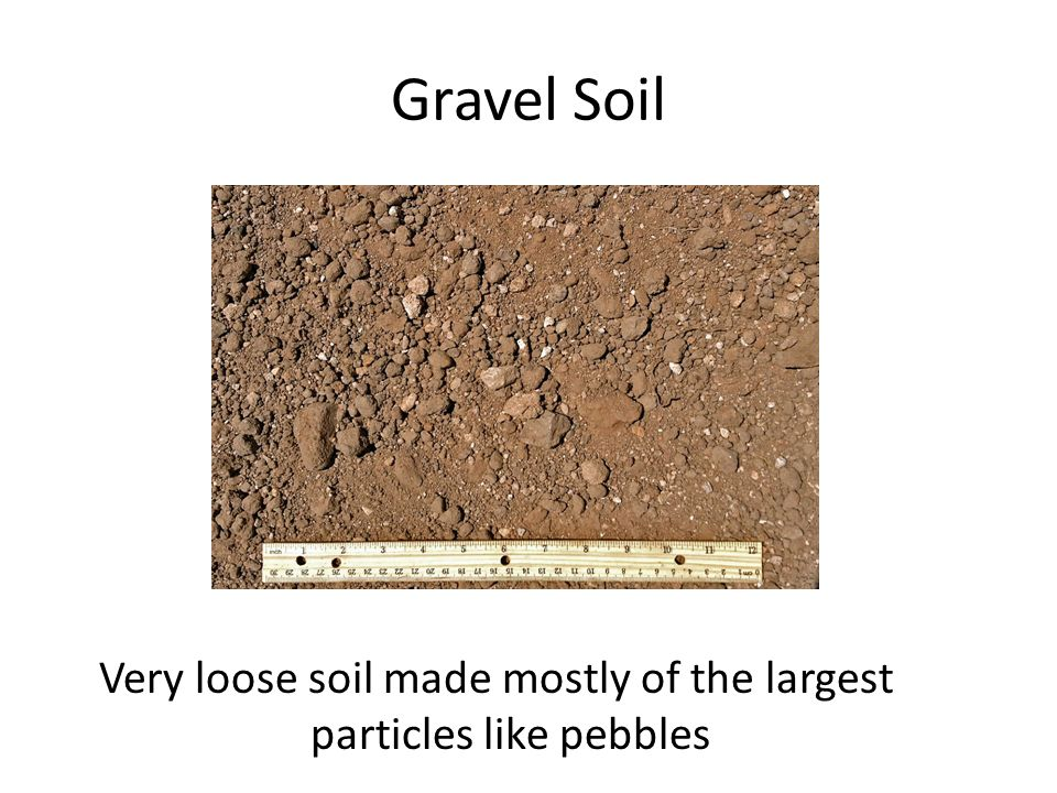 Properties of soil grade ppt download for Soil is composed of