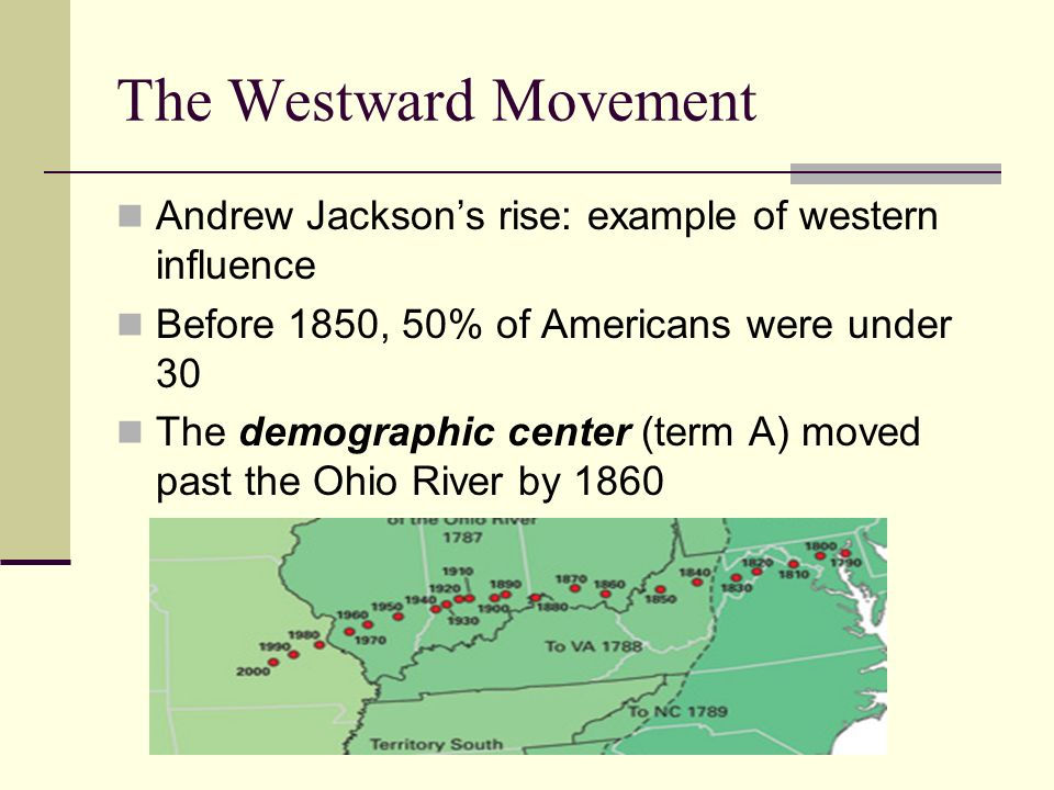 """the influence of environment on the westward movements in ancient america Most obviously, ralph waldo emerson, henry david thoreau, and the hudson river school helped shape an emerging national identity viewed collectively, their work articulated america's """"coming of age,"""" a nation in the process of discovering itself as distinct from europe the writings of."""