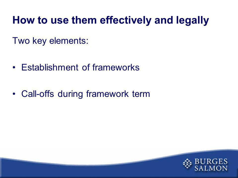 How to use them effectively and legally
