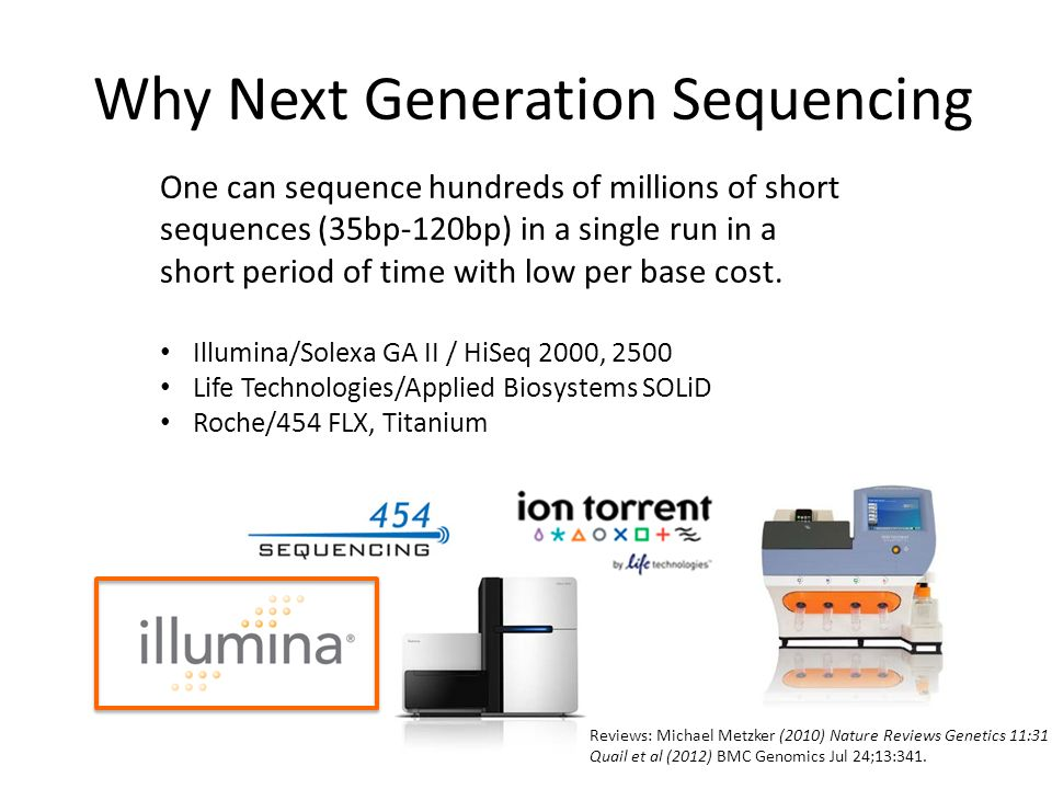 next generation sequencing protocol pdf