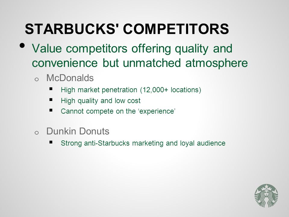 managing high growth brand starbucks Rule breakers high-growth  another key component of starbucks' growth as a brand is products for consumers  and managing expenses to generate operating.