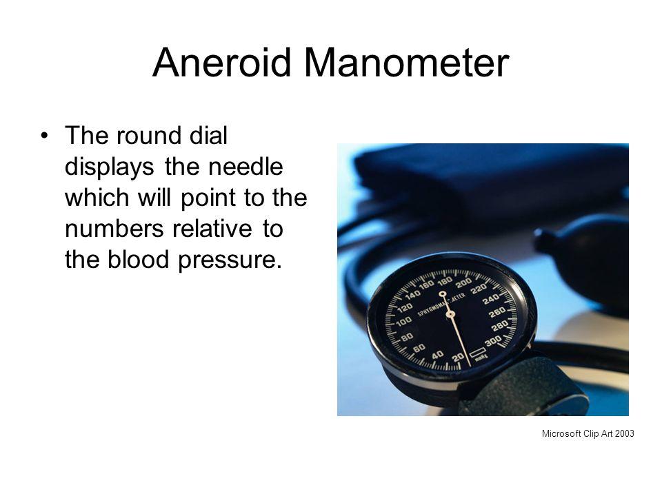 aneroid manometer. 5 aneroid manometer