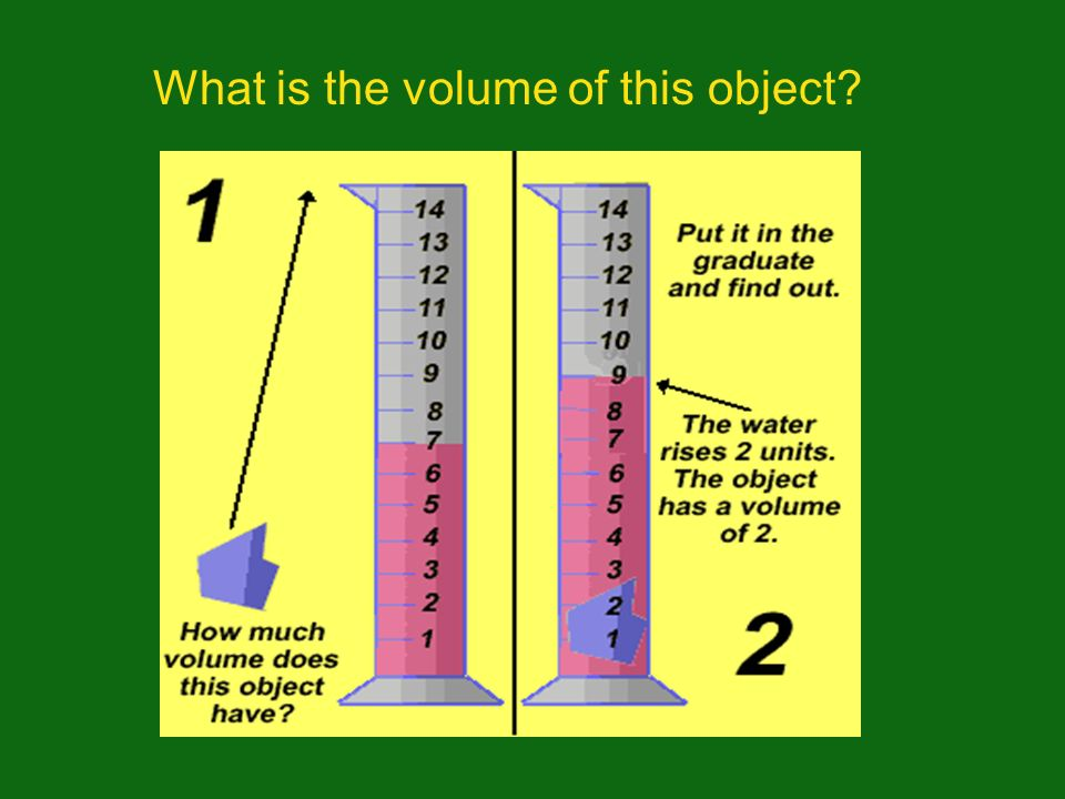 What is the volume of this object