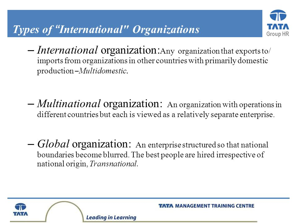 What are the different Forms of Multinational Corporations?