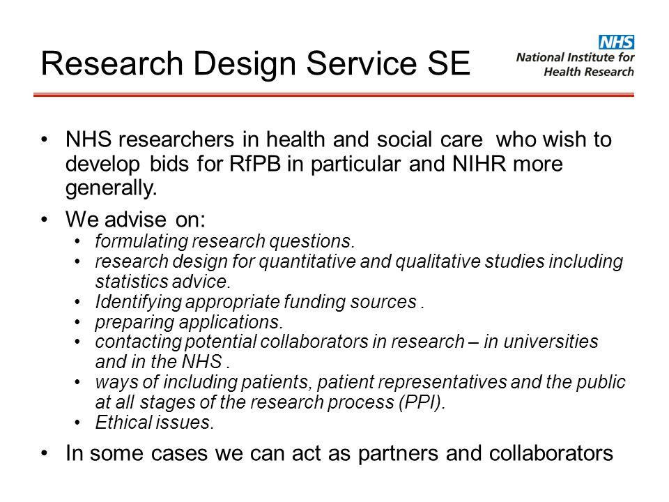 Research Design Service SE