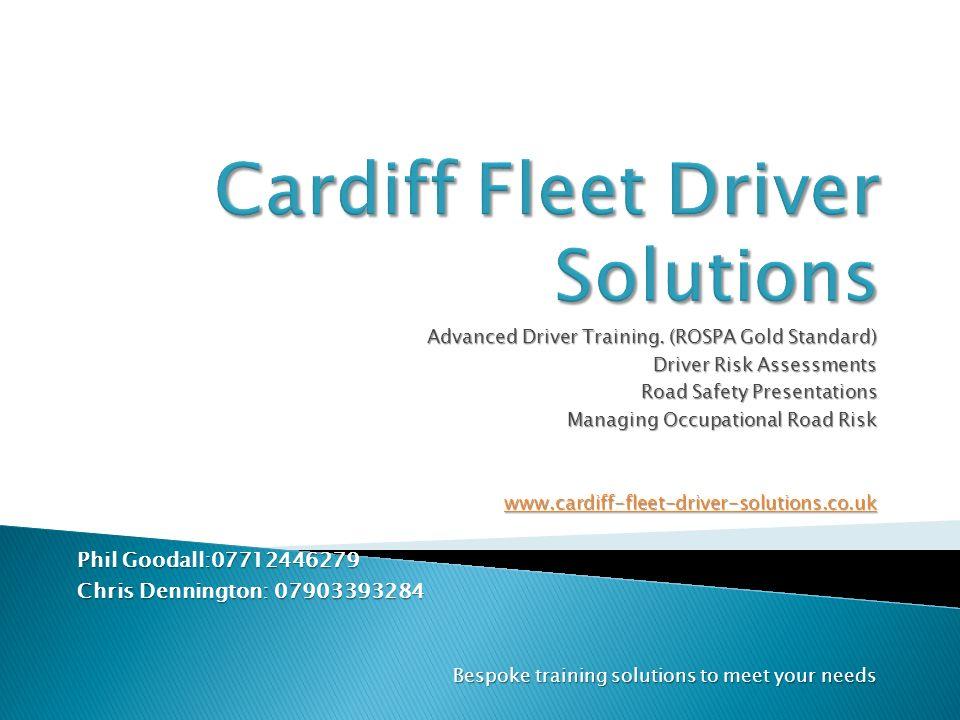 Cardiff Fleet Driver Solutions