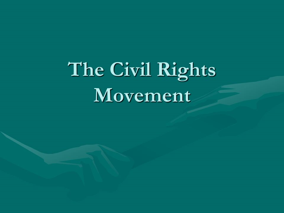 an essay on civil rights movement Or click here to register if you are a k–12 educator or student, registration is free and simple and grants you exclusive access to all of our online content, including primary sources, essays, videos, and more.