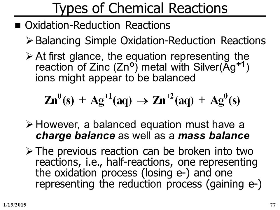 oxidation reduction year 12 chemistry stage 3 Chapter 12: oxidation and reduction expand/collapse global if you look back at the second stage of the primary alcohol reaction 1213: green chemistry.
