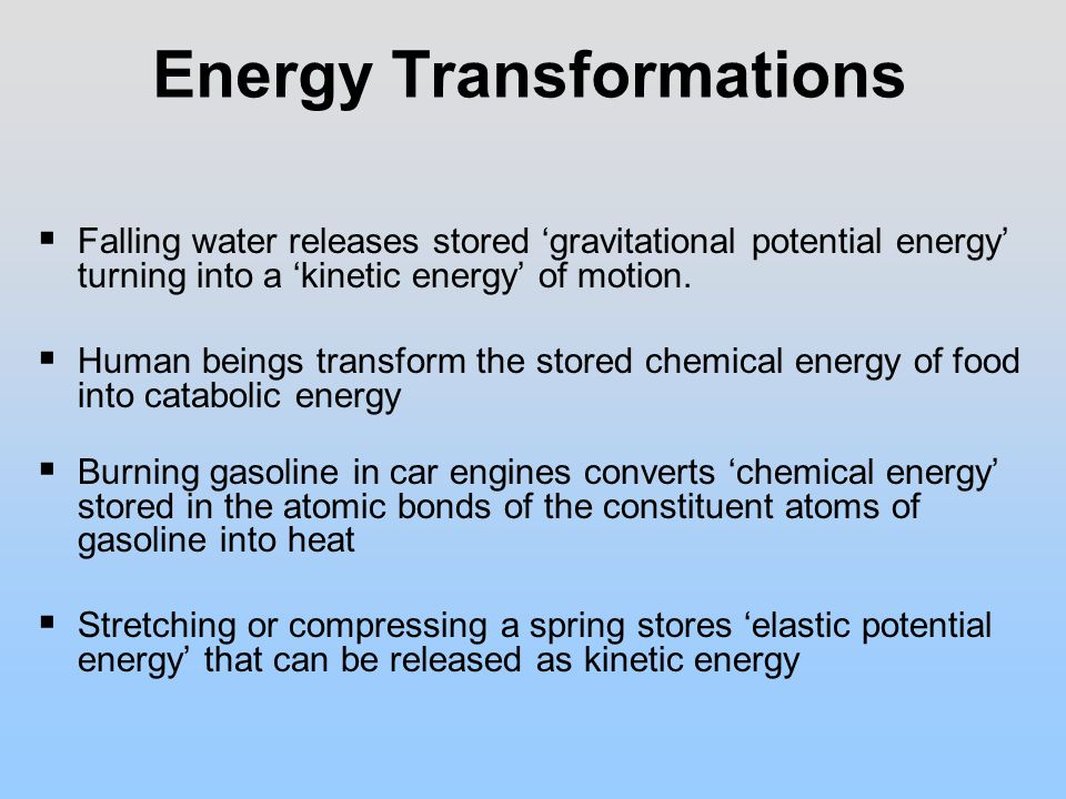 Elastic Potential Energy Spring