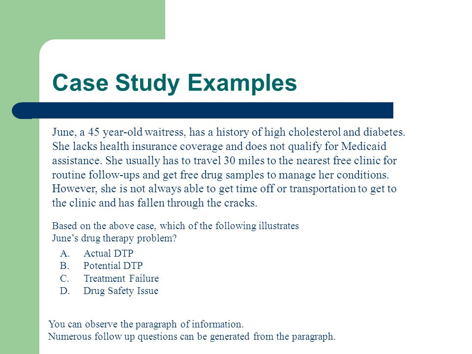 The Case Study Method
