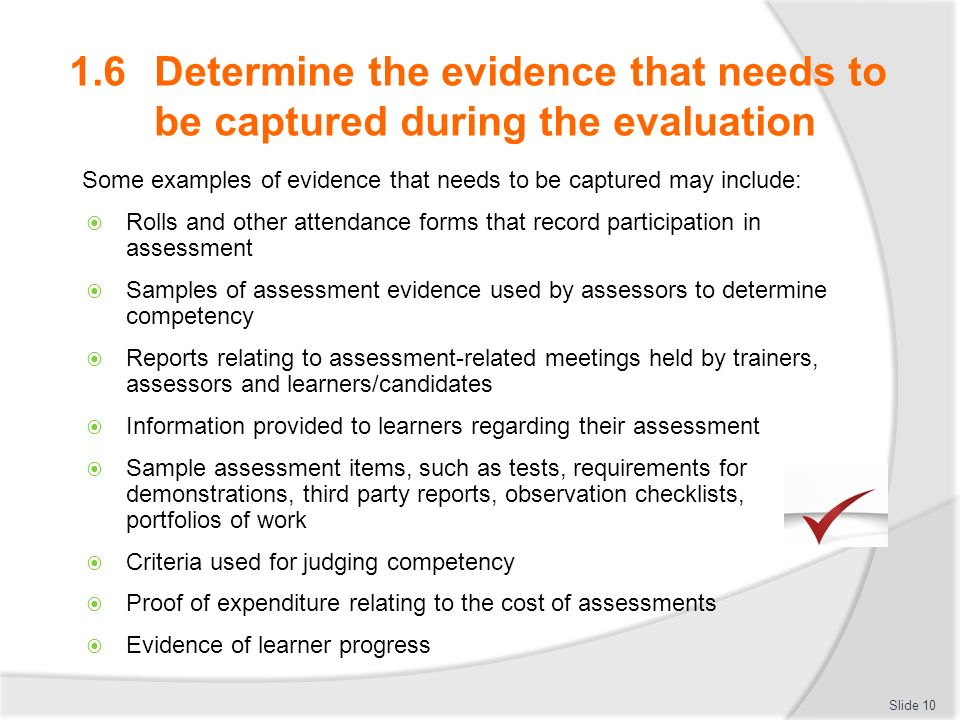 Evaluate The Effectiveness Of An Assessment System  Ppt Download