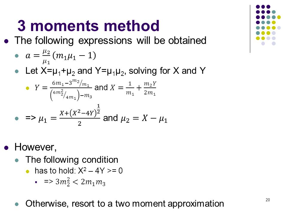 how to find squared coefficient of variation