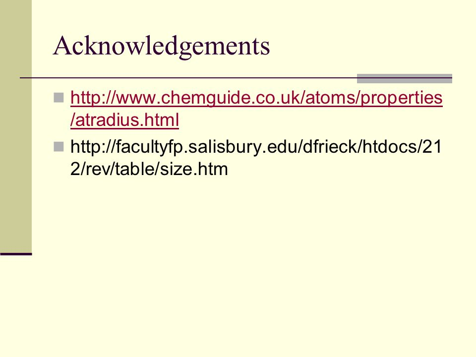 Periodic trends section ppt video online download acknowledgements httpchemguideatomsproperties urtaz Images