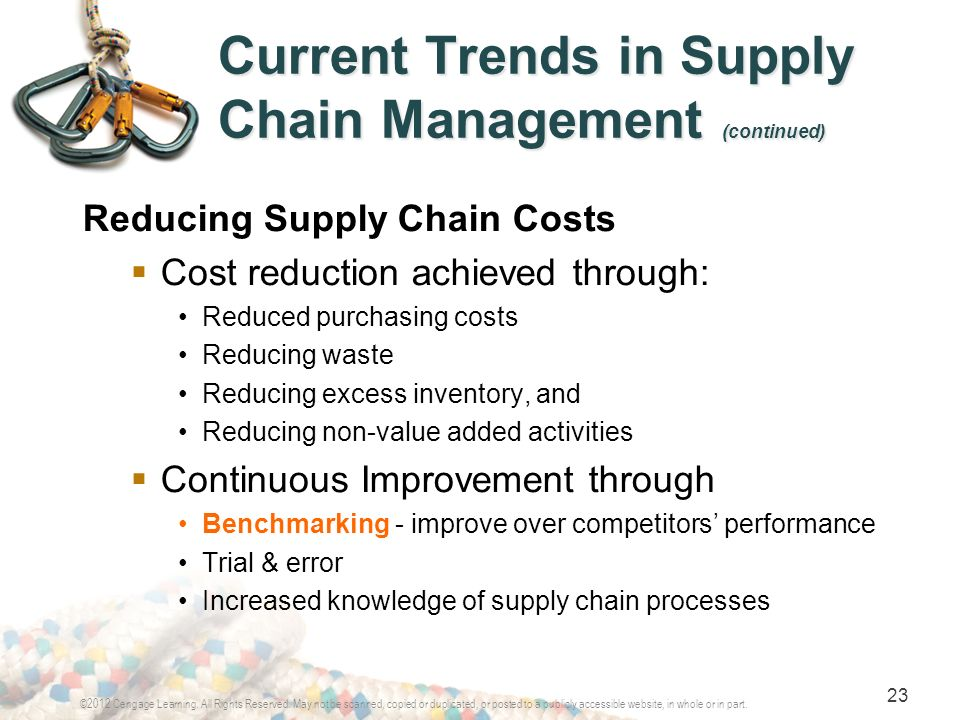 5 Procurement and Supply Chain Trends Emerging in 2016