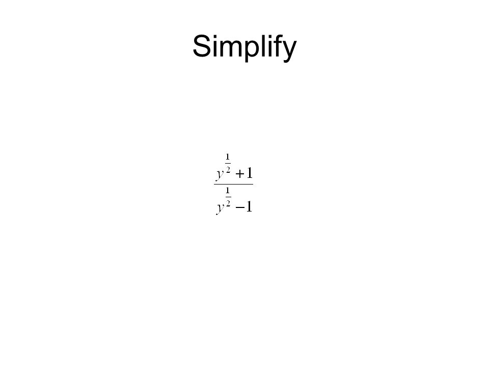 Rational Exponents Fraction Exponents. - ppt video online ...