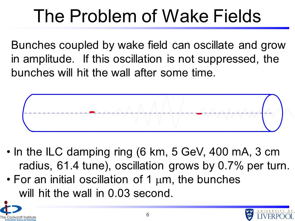 The Problem of Wake Fields