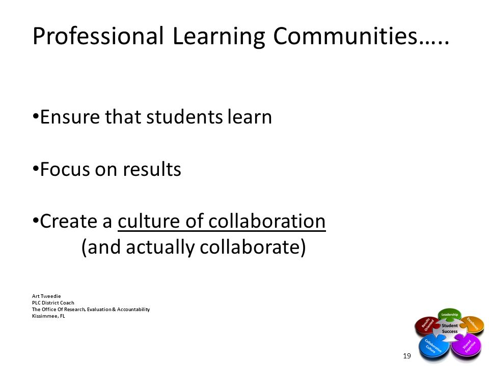 Professional Learning Communities Dufour