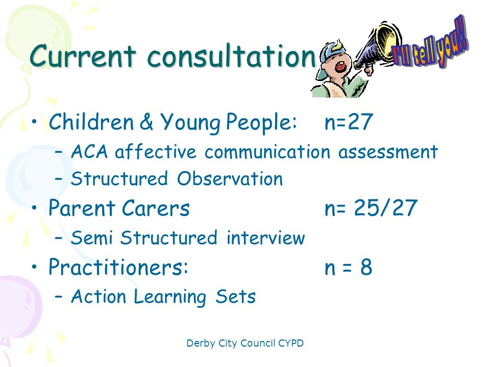 Derby City Council CYPD