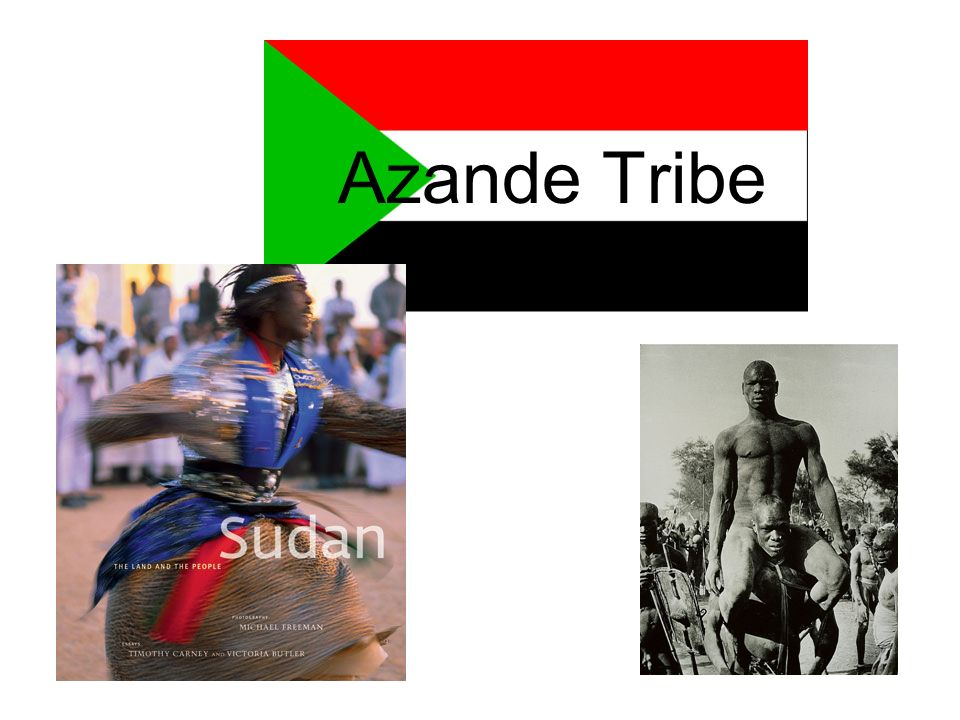 2492c1ae96fe6 Azande Tribe. - ppt video online download