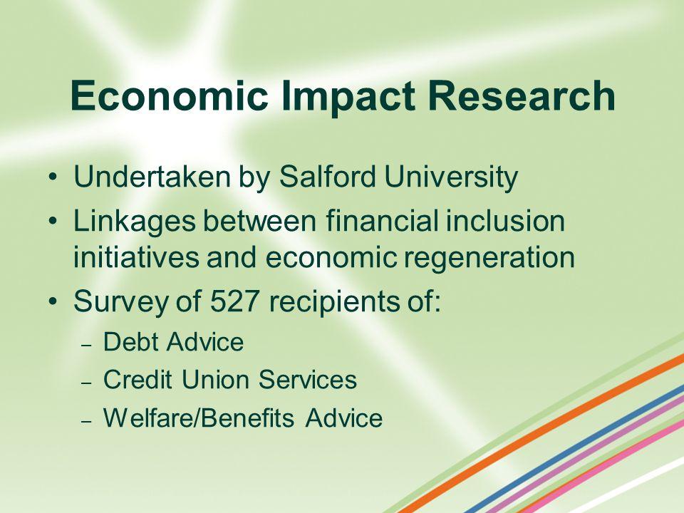 Economic Impact Research