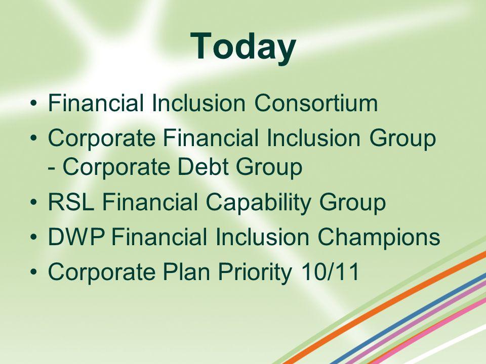 Today Financial Inclusion Consortium